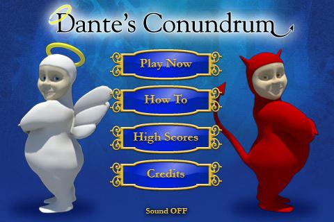 Screenshot Dante's Conundrum Lite